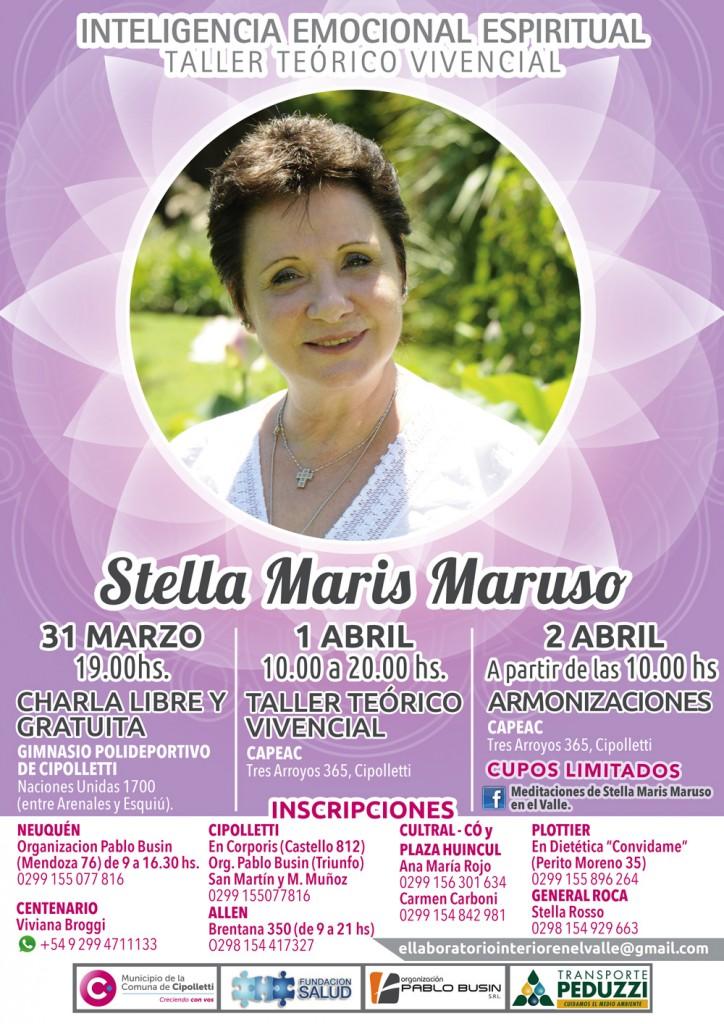 Afiche2017 Stella Maris Maruso